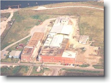 Freeport Texas Manufacturing Plant